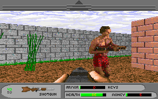 Island Peril Island Peril Screenshots for DOS MobyGames