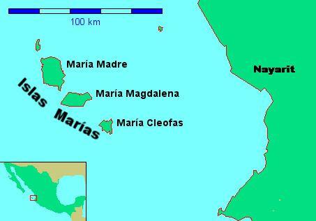 Islas Marías Biosphere Reserve