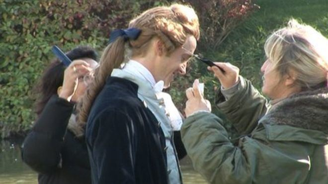Isle of Man movie scenes All the exterior scenes for the period drama Belle will be filmed in the Isle of Man