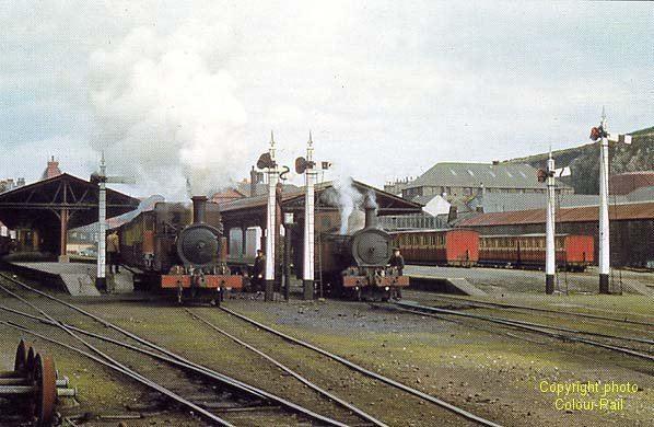 Isle of Man Railway Disused Stations Isle of Man Railways