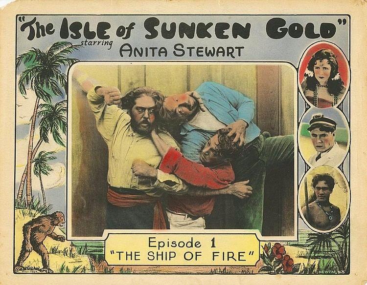 Isle of Sunken Gold The Isle of Sunken Gold 1927