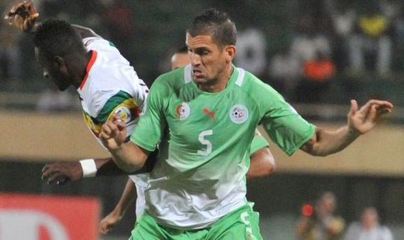 Ismaël Bouzid Rangers hand trial to Algeria international Ismael Bouzid Football