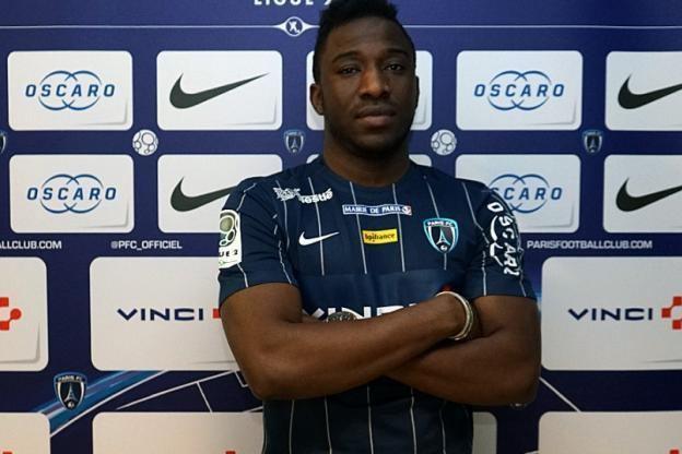 Ismaël Keïta Foot Transfert Ismal Keita rejoint le Paris FC
