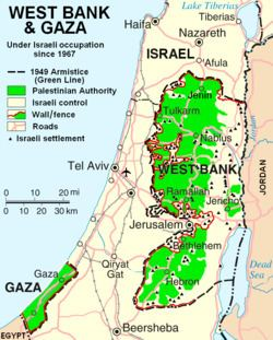 Israeli–Palestinian conflict IsraeliPalestinian conflict Wikipedia