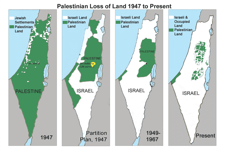 Israeli–Palestinian conflict A Synopsis of the IsraelPalestine Conflict