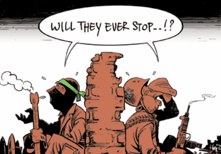 Israeli–Palestinian conflict The Quickest Possible Explanation of the Current IsraeliPalestinian