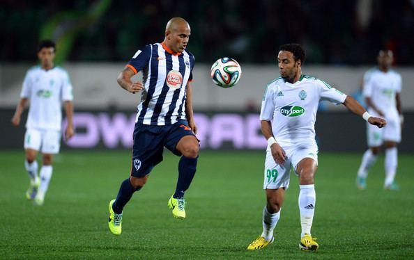Issam Erraki Issam Erraki Pictures W1 v CF Monterrey FIFA Club