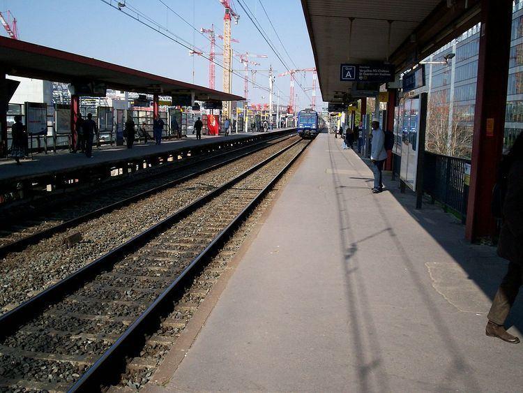 Issy – Val de Seine (Paris RER)