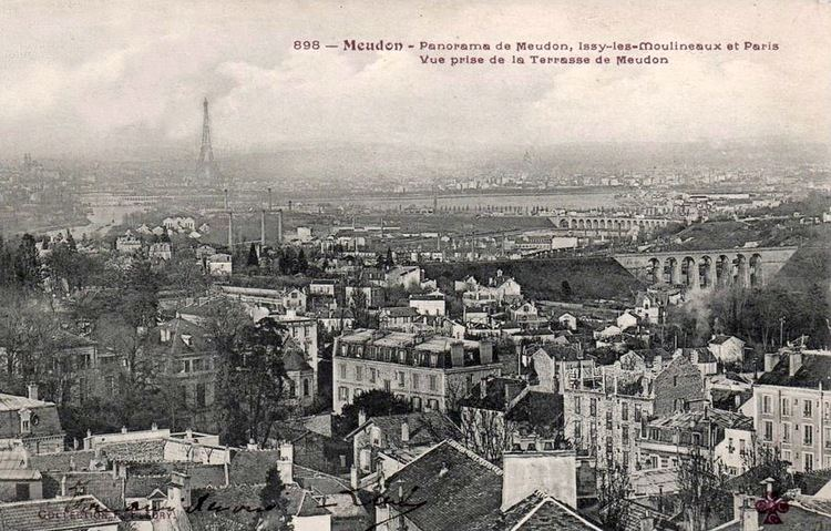 Issy les Moulineaux in the past, History of Issy les Moulineaux