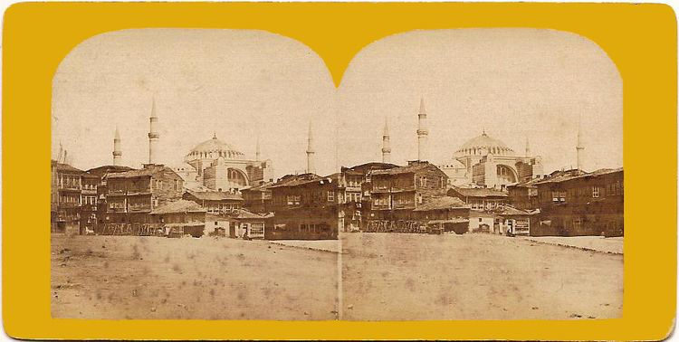 Istanbul in the past, History of Istanbul