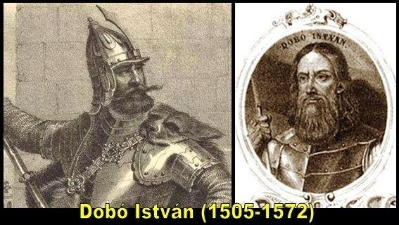István Dobó Magyar hsk a legends Dob Istvn lete s az egri vrostrom 17
