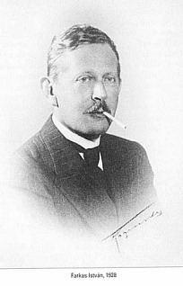 István Farkas (painter) farkasvilla