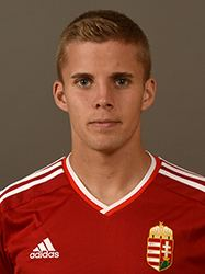 István Kovács (footballer, born 1992) wwwmagyarfutballhudatapersons383807portrait