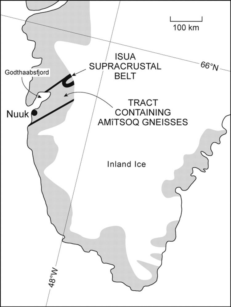 Isua Greenstone Belt The discovery of the Earth39s oldest rocks Notes and Records