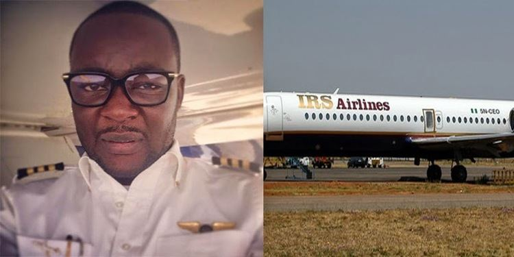 Isyaku Rabiu IGP39s Son Survives as IRS Plane CrashLands in Niger