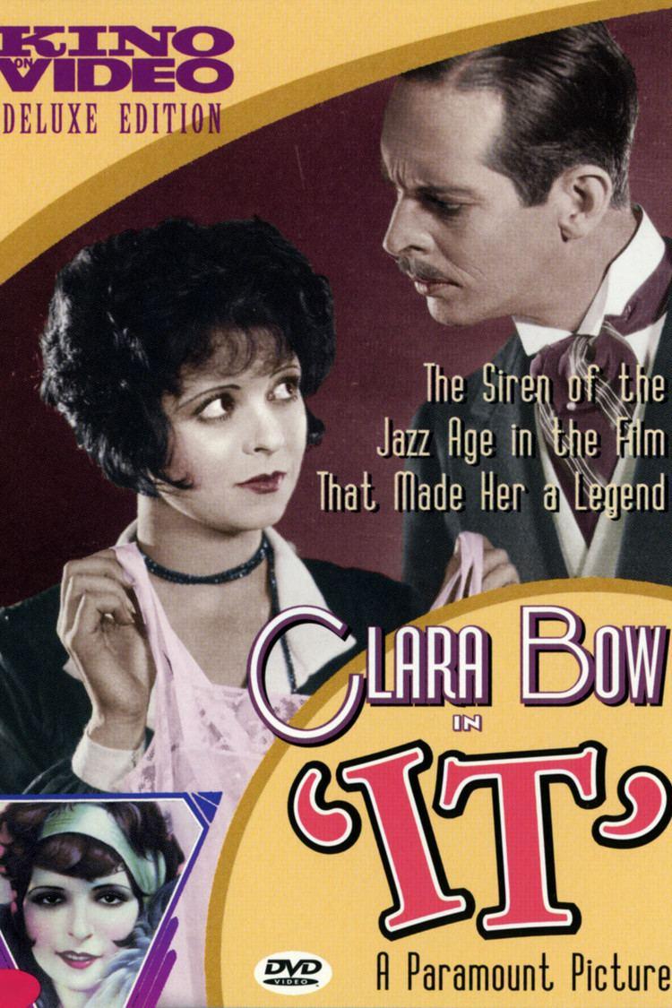 It (1927 film) wwwgstaticcomtvthumbdvdboxart9907p9907dv8