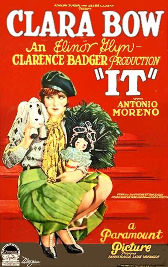 It (1927 film) Clara Bow IT 1927 AN AMAZING FUNNY SILENT FILM We recommend