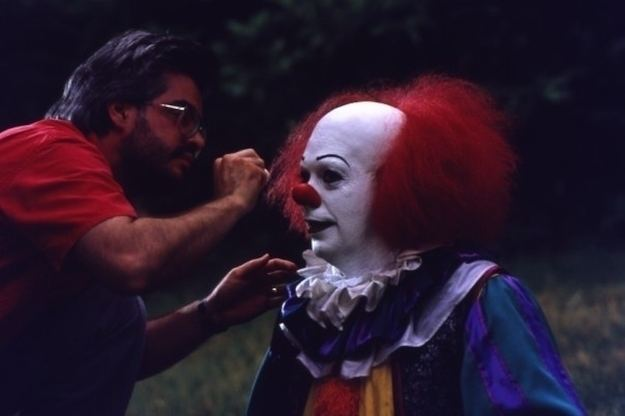 It (1990 film) movie scenes it 1990 awesome behind the scenes photos of movies from past to present