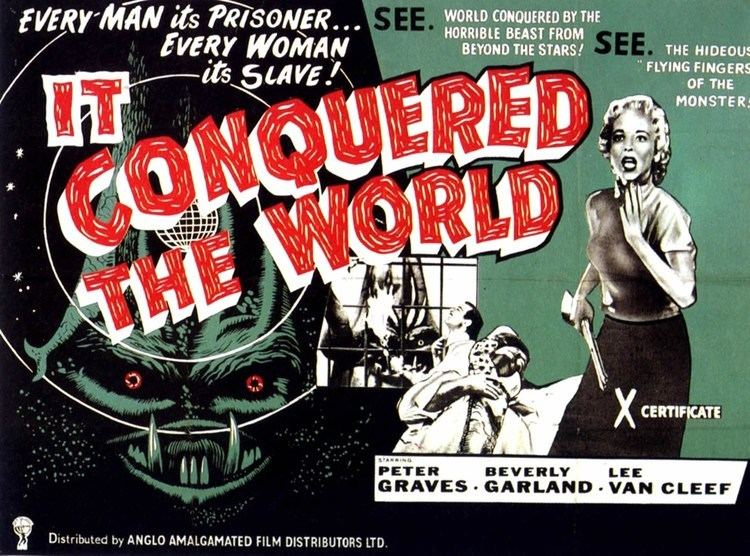 It Conquered the World IT Conquered The World 1956 YouTube