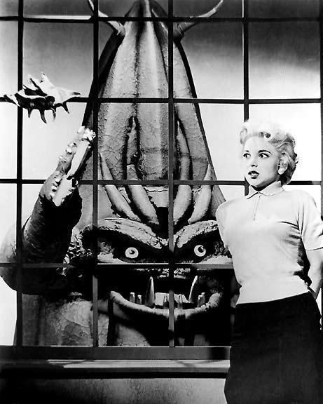 It Conquered the World Paul Blaisdells Cucumber Monster from Roger Cormans It Conquered