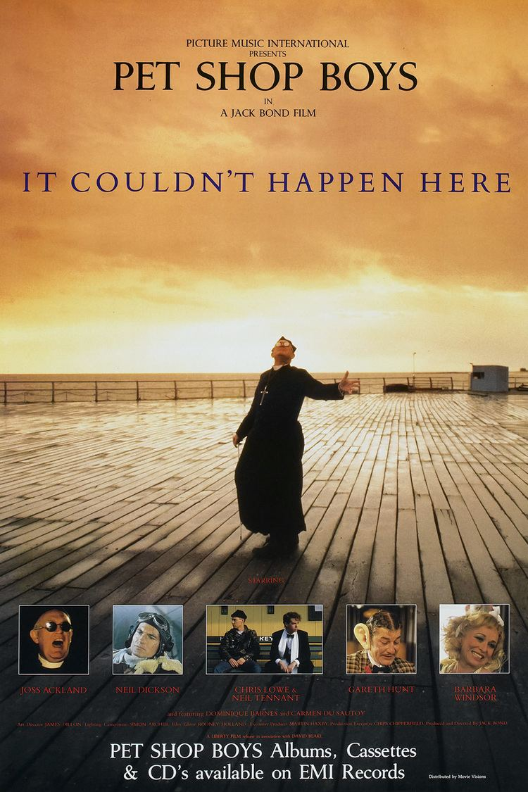 It Couldn't Happen Here wwwgstaticcomtvthumbmovieposters50299p50299