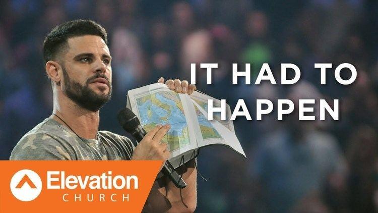 It Had to Happen It Had To Happen Pastor Steven Furtick YouTube