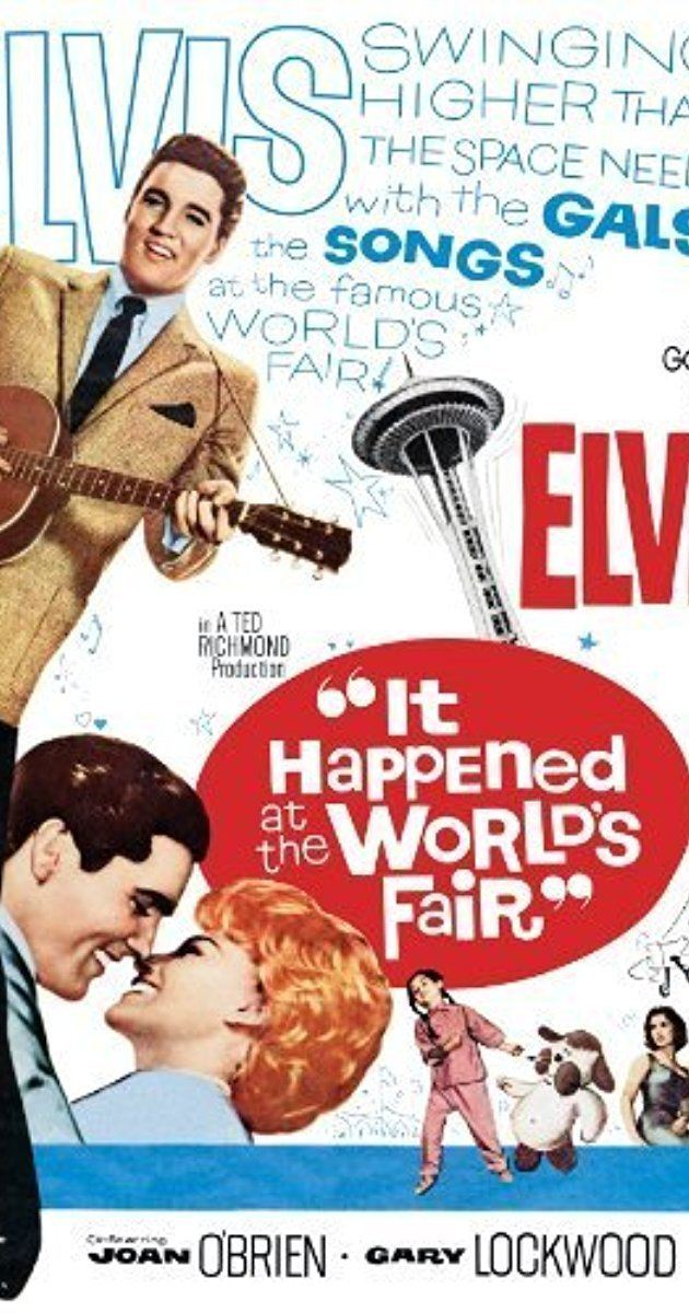 It Happened at the World's Fair It Happened at the Worlds Fair 1963 IMDb