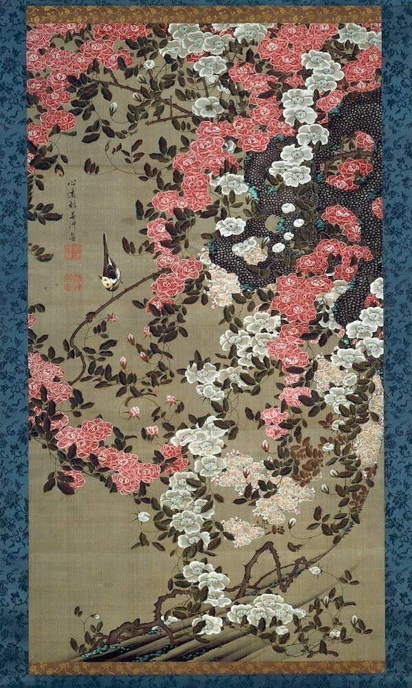 Itō Jakuchū True One of the most beautiful exhibitions I have ever seen NY