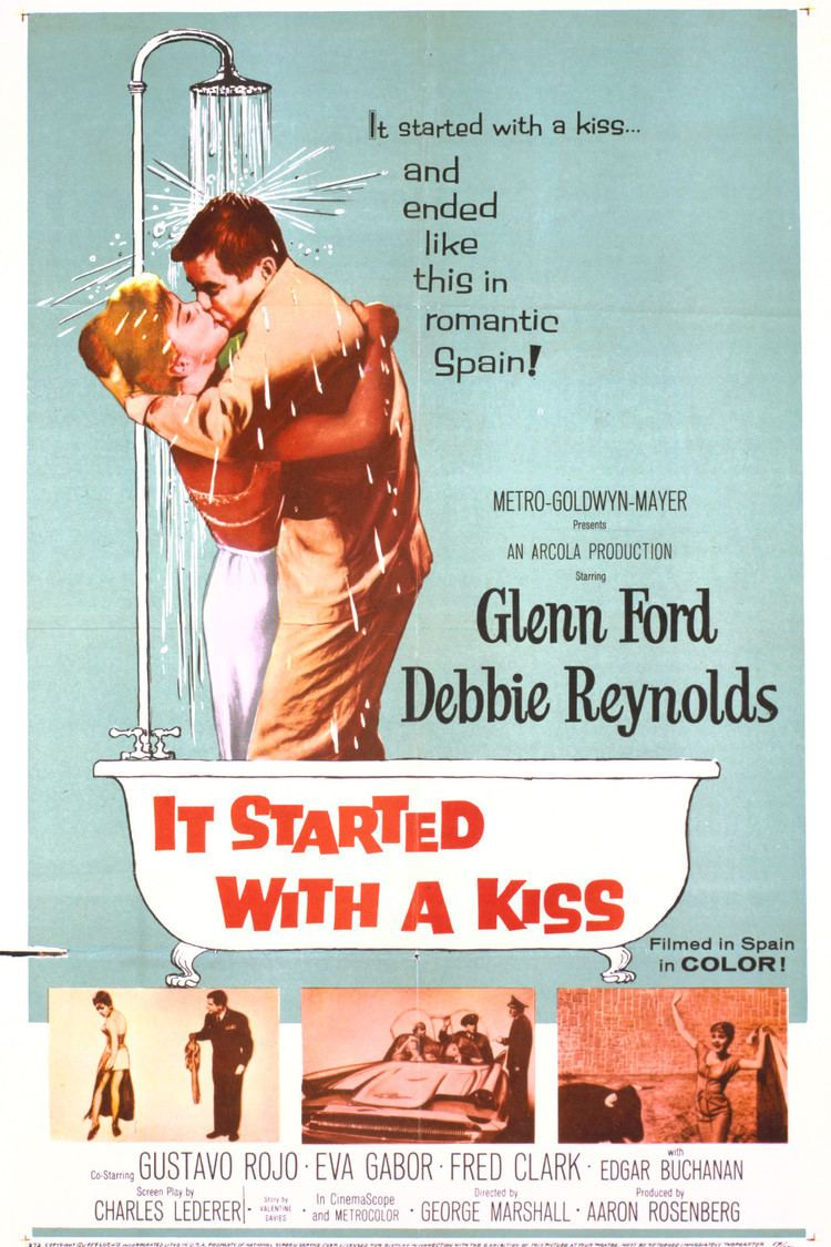 It Started with a Kiss (film) wwwgstaticcomtvthumbmovieposters6857p6857p