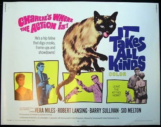 It Takes All Kinds (film) IT TAKES ALL KINDS 1969 Rare Australian Made Film Movie poster