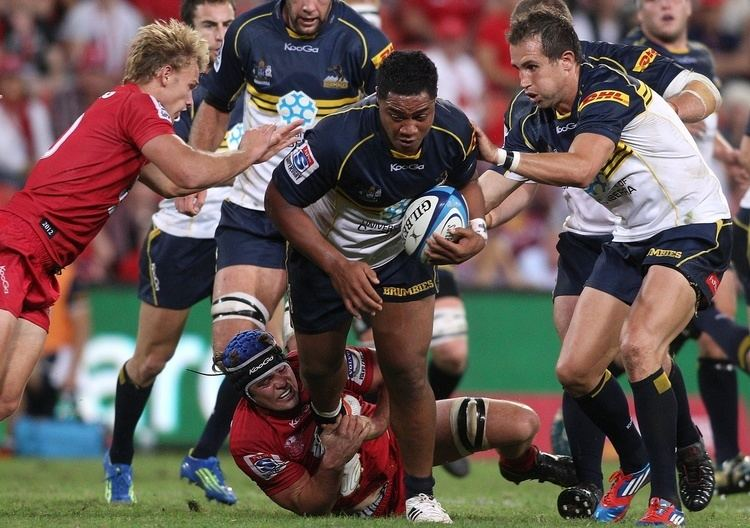 Ita Vaea Ita Vaea to start for Brumbies Official SANZAR Site