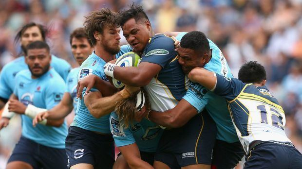 Ita Vaea ACT Brumbies resign Ita Vaea and Rory Arnold for two more