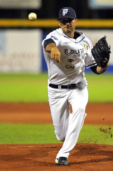 Italian Baseball League Cody Cillo Photos Photos UGF Bologna v Cariparma Parma Italian