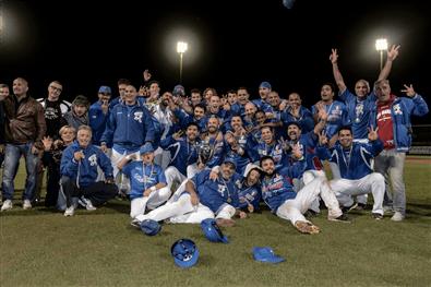 Italian Baseball League Italian Baseball League TampA San Marino with threepeat News