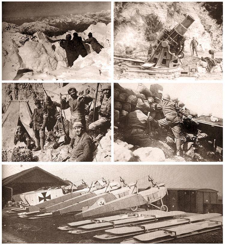 Italian Front (World War I) Italian Front World War I Wikipedia