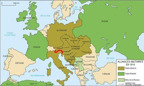 Italian Front (World War I) About World War 1 Brief Overview of the Italian Front Owlcation