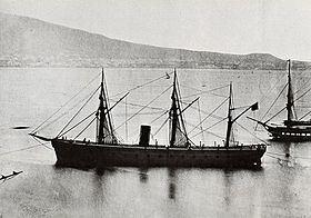 Italian ironclad Re di Portogallo httpsuploadwikimediaorgwikipediacommonsthu