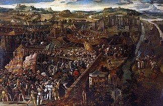 Italian War of 1521–26 httpsuploadwikimediaorgwikipediacommonsthu