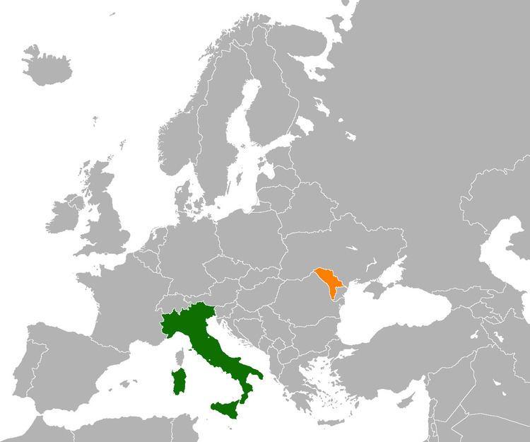 Italy–Moldova relations