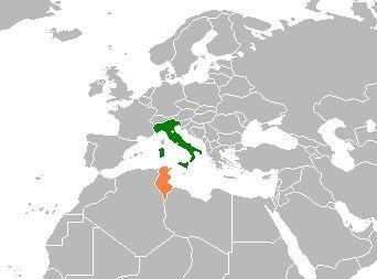 Italy–Tunisia relations