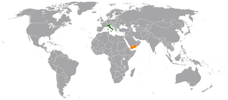 Italy–Yemen relations