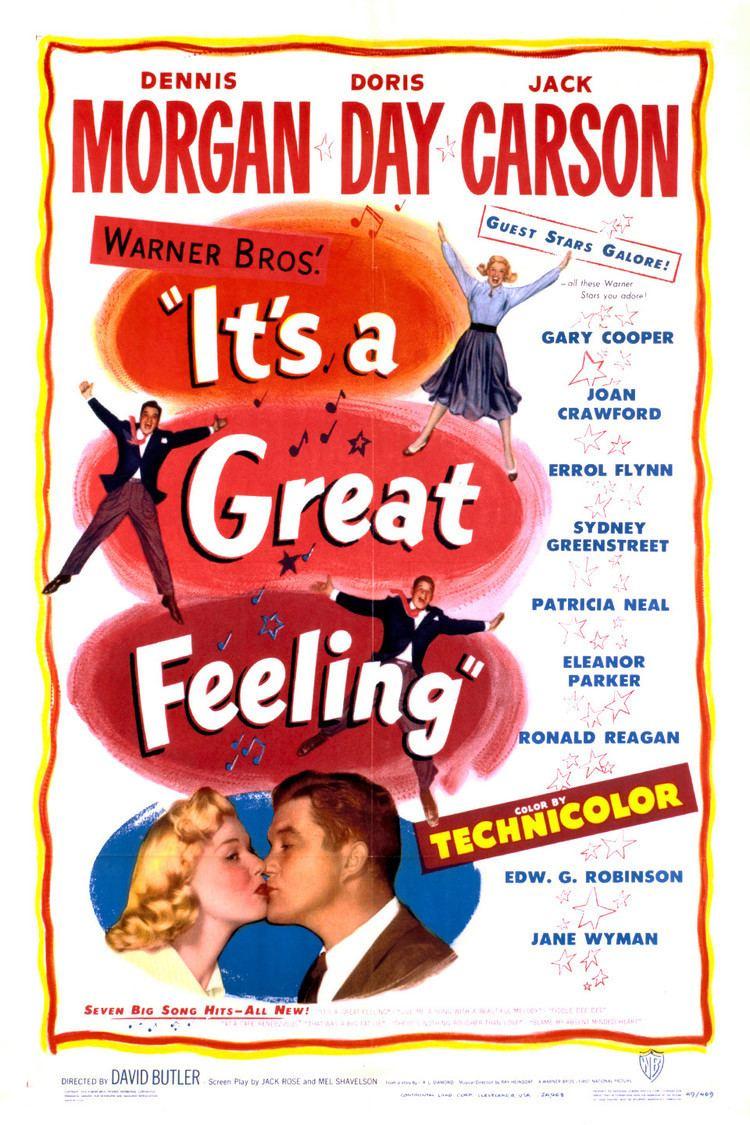 It's a Great Feeling wwwgstaticcomtvthumbmovieposters2461p2461p