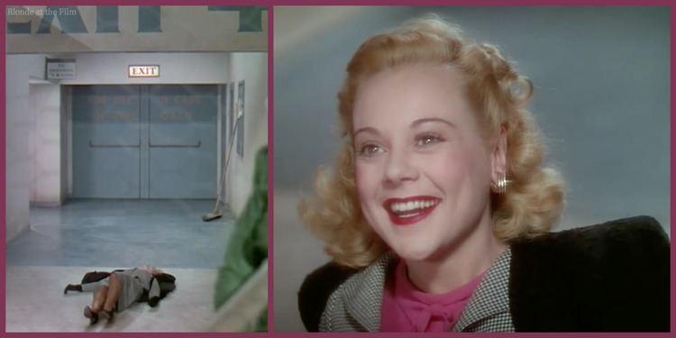 It's a Pleasure (film) Its a Pleasure 1945 The Blonde at the Film