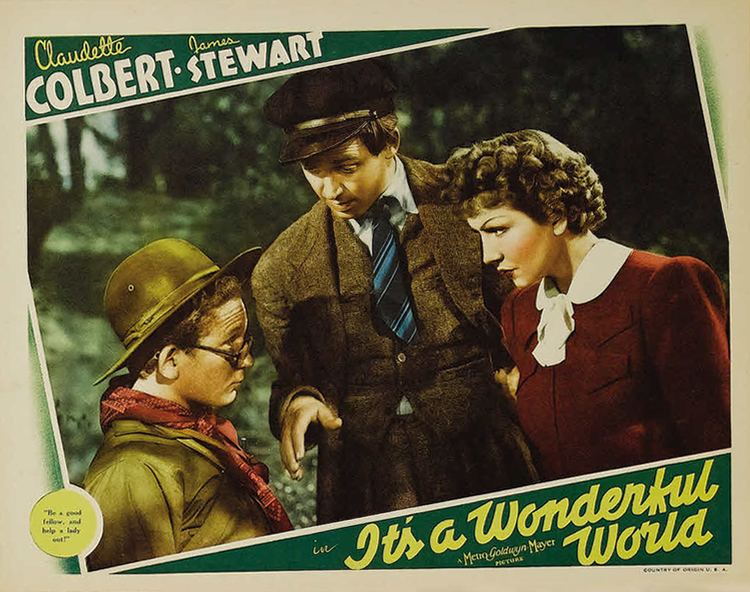 It's a Wonderful World (1939 film) Its a Wonderful World 1939