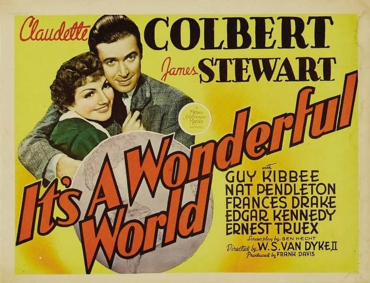 It's a Wonderful World (1939 film) Its a Wonderful World 1939 The Hollywood Revue