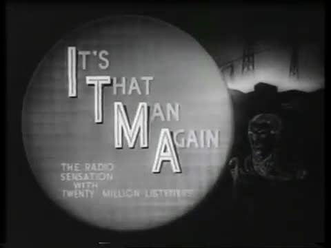 It's That Man Again It39s That Man Again 1941 YouTube