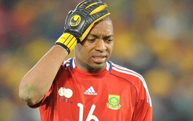 Itumeleng Khune Top 10 South African Goalkeepers Of All Time Diski 365