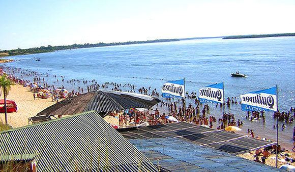 Ituzaingó, Corrientes wwwguiadecabaniascomimgsgaleriaspostal3464jpg