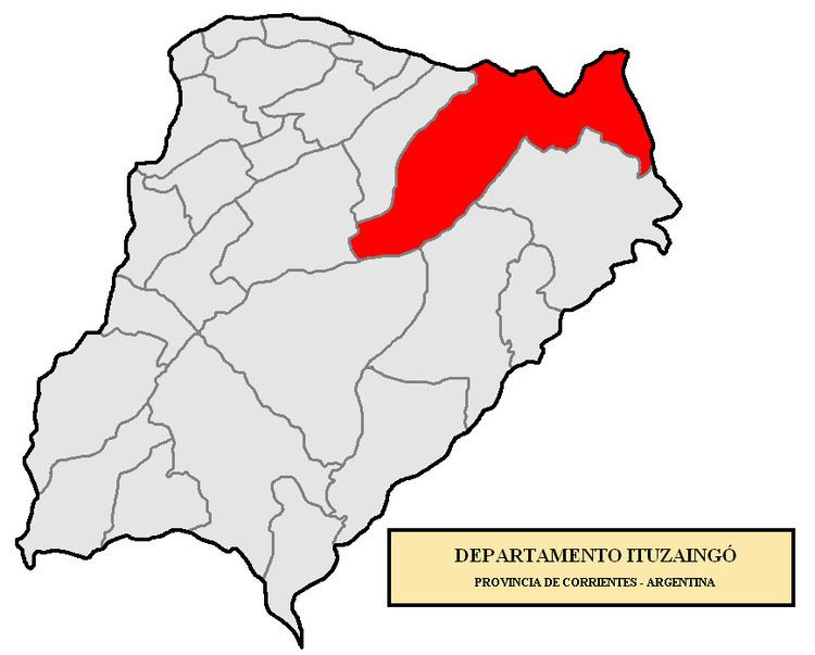 Ituzaingó Department