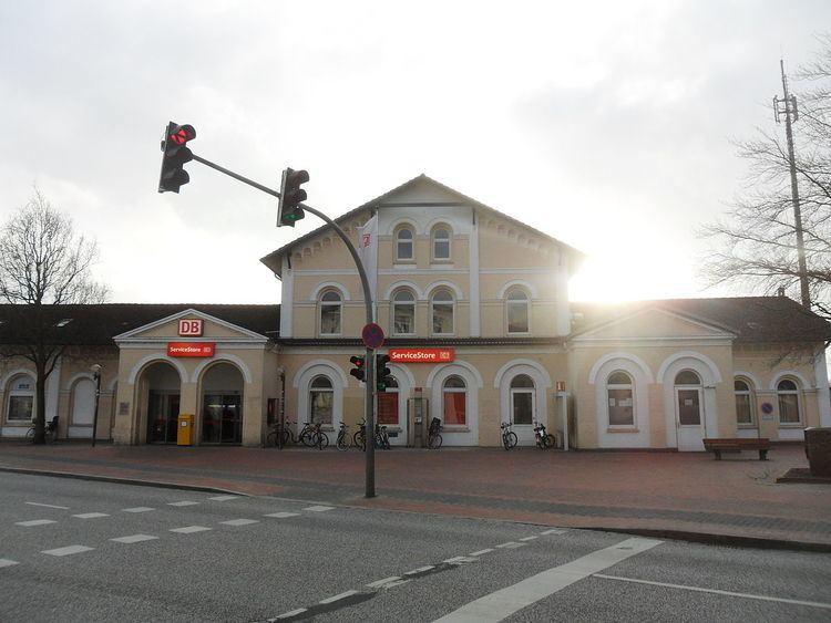 Itzehoe station